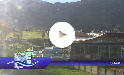 Webcam Cabrio Überdachung Sonnenterrasse